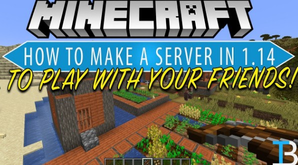 how to create server in Minecraft java